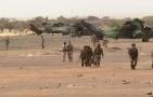 """هجوم مفخخ ضد """"برخان"""" يوقع عددا من الجرحى وسط مالي"""