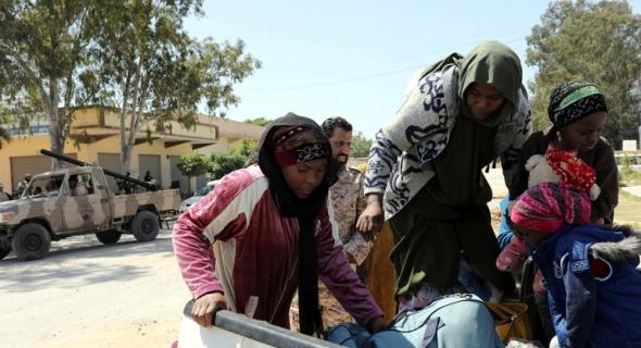 الأمم المتحدة تجلي لاجئين من ليبيا الى النيجر