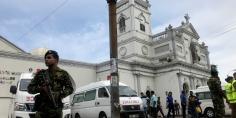مئات القتلى والجرحى جراء تفجيرات استهدفت كنائس وفنادق في سريلانكا خلال الاحتفال بعيد الفصح