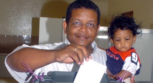 فوز مرشح المعارضة في الانتخابات الرئاسية في أرخبيل سيشل