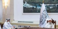 وزير خارجية قطر: طالبان يمكن أن تتغير