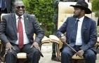 سيلفاكير ومشار يلتزمان تشكيل حكومة وحدة في جنوب السودان