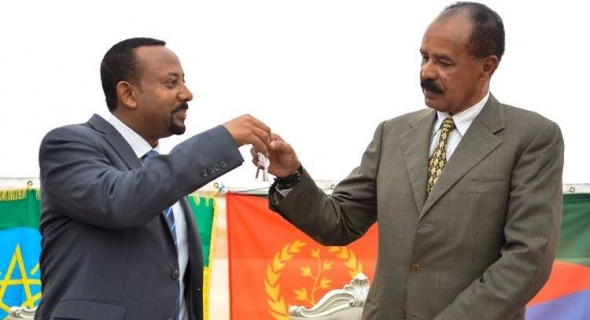 قمة أسمرة.. توافق إثيوبي إريتري على تعزيز التعاون