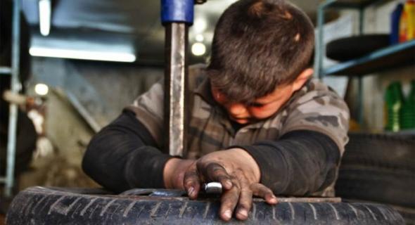 المنظمة الدولية للهجرة في مصر تتصدى لعمالة الأطفال