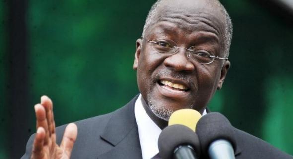 وفاة الرئيس التنزاني جون ماغوفولي