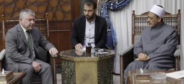 شيخ الأزهر: حريصون على التعاون العلمي والثقافي مع أرمينيا