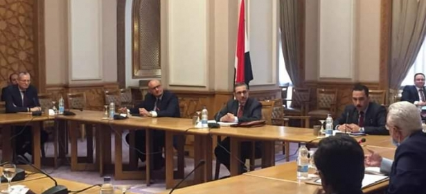 """""""الخارجية"""" تعقد جلسة إحاطة للسلك الدبلوماسي الأجنبي في مصر لتوضيح الجهود الوطنية للتعامل مع أزمة """"كورونا"""""""