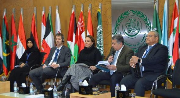 اختتام المنتدى العربى الخامس لحوكمة الإنترنت