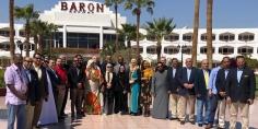 """فندق البارون يستضيف أعمال مؤتمر الإعلاميين السياحيين العرب.. و""""القصر"""" أهم مزار سياحي في مصر الجديدة بعد تطويره"""