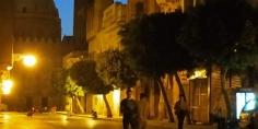 بدء تطوير إضاءة شارع المعز لدين الله الفاطمي