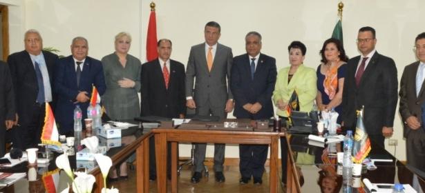 البنك الزراعي المصري يمول التوسع في المشروعات الزراعية بمختلف محافظات مصر