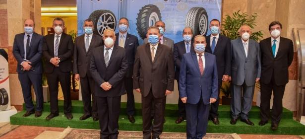 تحالف صناعي وطني لإنتاج إطارات المركبات بكافة أنواعها