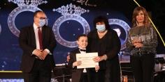 وزيرة الثقافة ورئيس الأوبرا يسلمان جوائز مهرجان ومؤتمر الموسيقى العربية 29