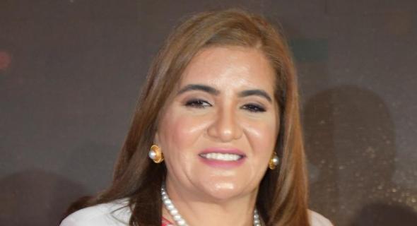 """""""نور الزيني"""" تحصل على """"قلادة المرأة المصرية"""" وتتوج بلقب """"أيقونة العلاقات العامة"""""""