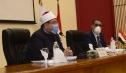 وزير الأوقاف في لقاءه بالمراسلين الأجانب: نجحنا في إنهاء الجماعات المتشددة على المساجد والنأي بها عن السياسة