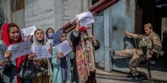 """النساء في أفغانستان بين الغضب والخوف والخيبة في مواجهة حكم """"طالبان"""""""