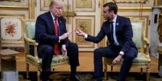 صحيفة: ماكرون أعد لائحة العقوبات على شخصيات لبنانية بالتنسيق مع ترامب