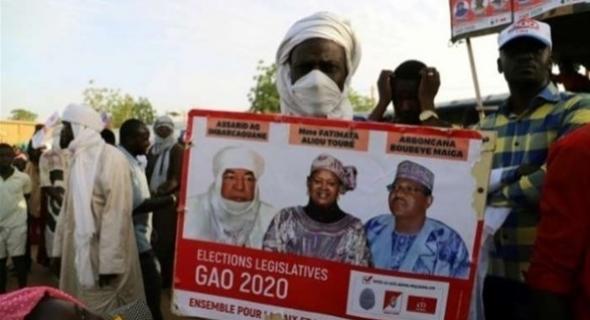 الحزب الرئاسي يفوز في الانتخابات التشريعية في مالي