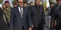 """""""المالكي"""" يرهن دعم حكومة الكاظمي بإسناد وزارة الداخلية إلى صهره"""
