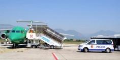 افتتاح مطار زايد الدولي في مدينة كوكس الألبانية