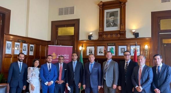 بنك مصر يمنح شركة ستار لايت للتنمية العقارية والسياحية تمويل معبري بقيمة 650 مليون جنيه