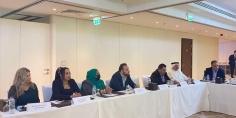"""لينا البيطار تمثل """"اتحاد الجامعات العربية"""" في الاجتماع الأول لخبراء الاتحادات العربية"""