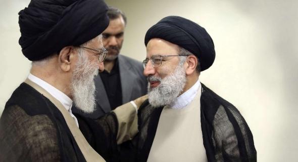 خامنئي يدفع بإبراهيم رئيسي إلى رئاسة ايران