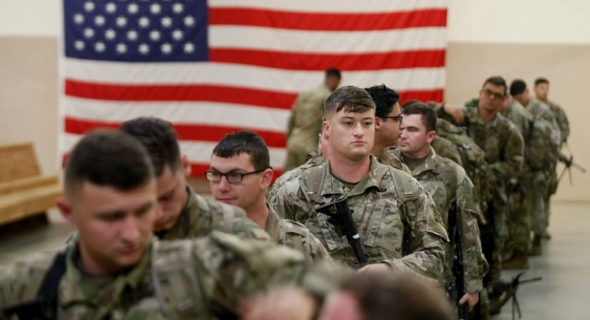 الولايات المتحدة تعلن عن خطة أولية لتنظيم قواتها في إفريقيا