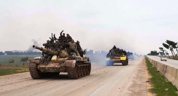 """معركة إدلب تختبر صمود تحالف المصالح بين """"أنقرة"""" و""""موسكو"""""""