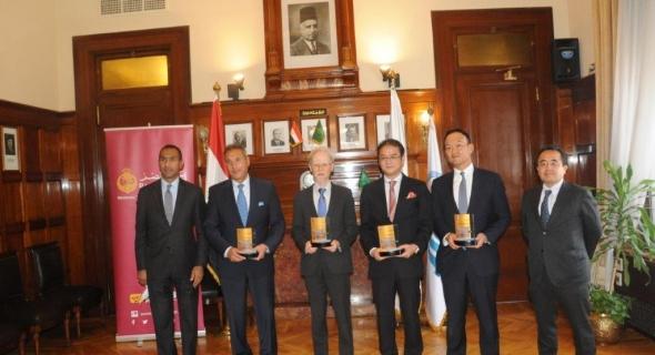 توقيع اتفاقية تمويل بين جايكا ومؤسسة سوميتومو ميتسوي المصرفية وبنك مصر لدعم المشروعات المتوسطة والصغيرة والمتناهية الصغر في مصر