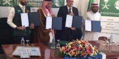 السعودية ترسل 80 طنا من التمور إلى تشاد و350 طنا لبرنامج الأغذية العالمي في الجزائر