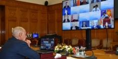 """""""أبو الغيط"""" يحذر في كلمته أمام مجلس الأمن من واقع مظلم سيخيم على المنطقة إن طبقت إسرائيل خطة الضم"""