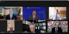 محامون دوليون يطالبون المجتمع الدولي بالسعي لمحاسبة الرئيس الإيراني إبراهيم رئيسي