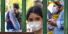عدد ضحايا كورونا في 408 مدن في إيران يتجاوز 96 ألفًا