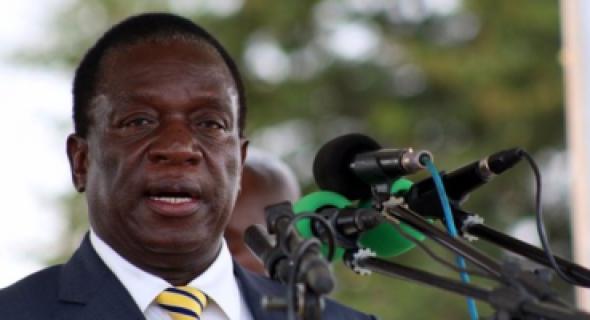 جنوب أفريقيا تنضم إلى دعوات رئيس زيمبابوى لرفع العقوبات الأمريكية